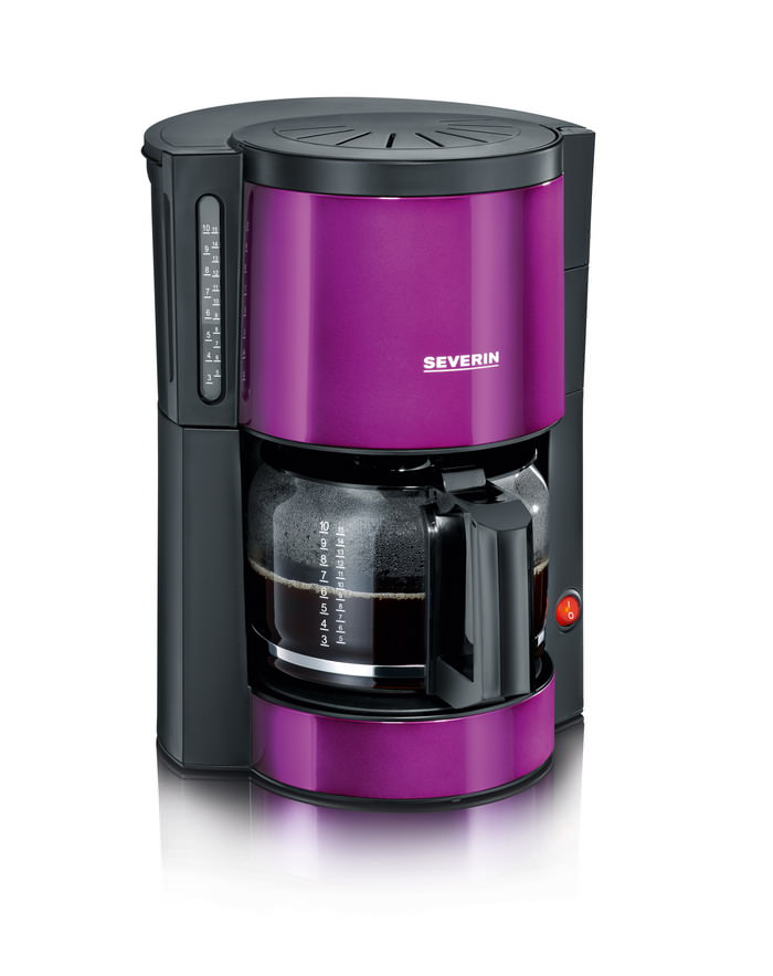 Coffee Maker Valve : Home / Kitchen Equipment :: Coffee :: SEVERIN COFFEE MAKER COLOUR EDITION-PURPLE,1000W,10CUPS ...